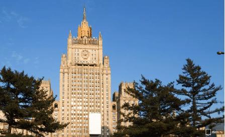 В МИД РФ прокомментировали создание «антироссийской коалиции» в ЕС