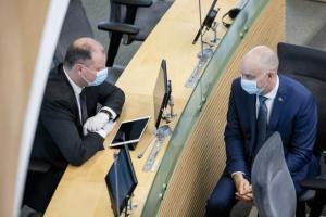 Территории будут распределены по зонам, медики получат надбавки – премьер Литвы