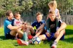 Чем занимаются дети известных футболистов? Сыновья Зидана, Симеоне, Черчесова