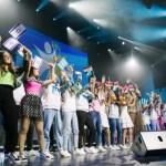 Конкурс «Во весь голос» объединит юных вокалистов из десяти стран