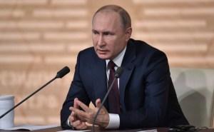 Владимир Путин предложил меры по снижению напряжённости в Европе
