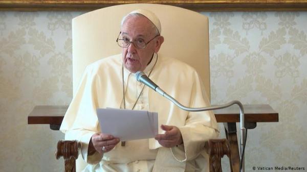 Папа римский Франциск поддержал однополые гражданские союзы