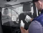 Для Ford Transit разработали специальные антиковидные экраны