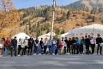 Студенты из Туркмении насладились горными пейзажами Казахстана