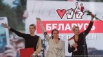 Белорусская оппозиция стала лауреатом премии Сахарова