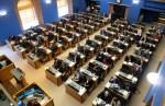 Депутаты Рийгикогу впервые попробовали работать «на удаленке»