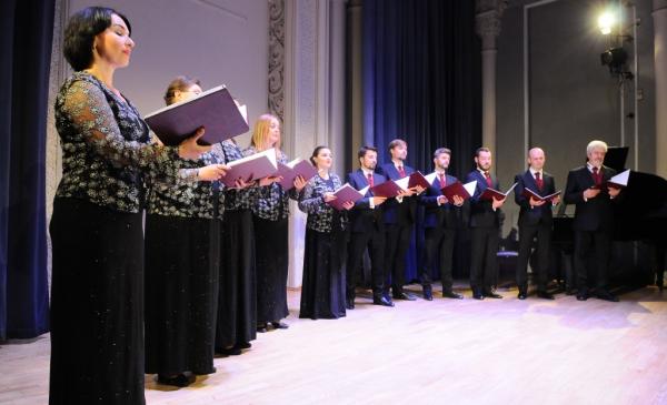 В Киеве и Харькове прошли концерты в честь 180-летия Чайковского