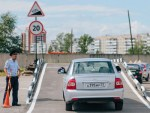 Экзамены на права будут принимать только на автомобилях ГИБДД