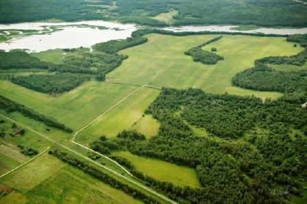 Владелец дальневосточного гектара в Приморье продает бюджетные дома на заказ