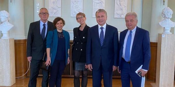Москва и Берлин готовятся отметить 30-летие партнёрства