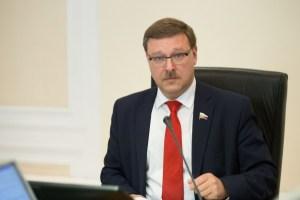 В Совфеде считают слова Байдена о «российской угрозе» элементом предвыборной риторики