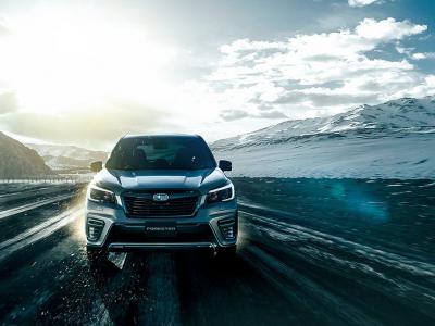 Кроссовер Subaru Forester получил новый мотор