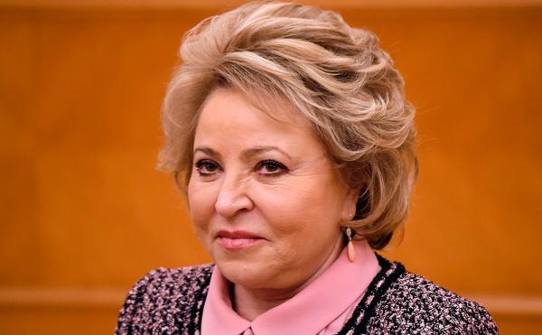 Матвиенко предложила повысить налог на выводимые в офшор средства