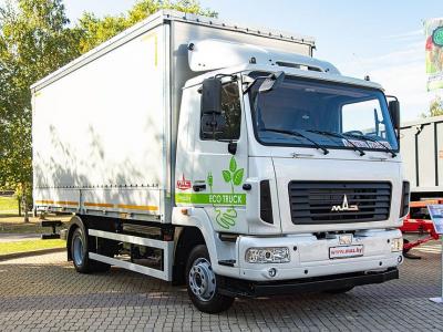 МАЗ решил построить электрический грузовик