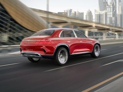 Mercedes-Benz придумала новый класс автомобилей — кросс-седаны