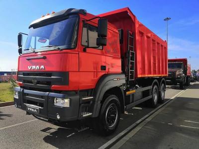 Назло КамАЗу: «Урал» представил новый дорожный грузовик