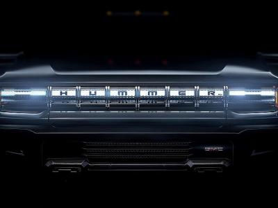 Объявлена дата премьеры Hummer нового поколения