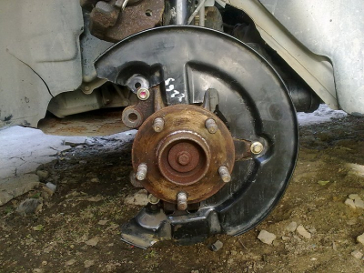 Почему важно обращать внимание на грязезащитные щитки тормозных дисков