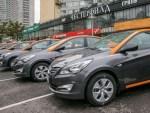 Сколько платят операторы каршеринга за парковку своих авто в Москве
