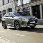 В России начались продажи нового Lexus RX