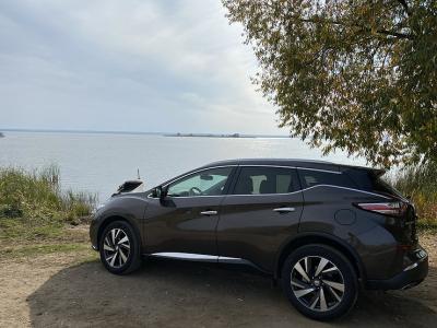 Вкус к жизни: едем в Ростов Великий на Nissan Murano
