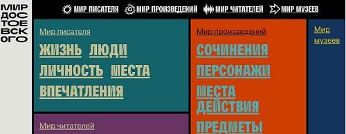 Портал «Мир Достоевского» запущен к 200-летию писателя