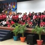 Русский центр в Никарагуа отмечает третью годовщину
