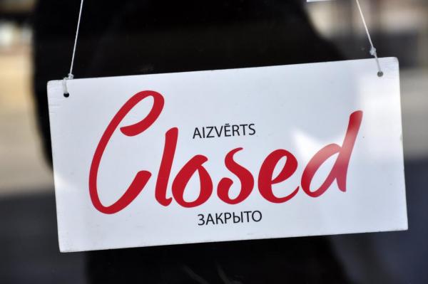 На обед – банкротство. Латвийских поваров оставили голодными