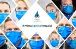 ВИДЕО: известные эстонские спортсмены призвали носить маски