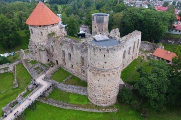 Летом в Латвии был всплеск туризма «внутреннего применения»