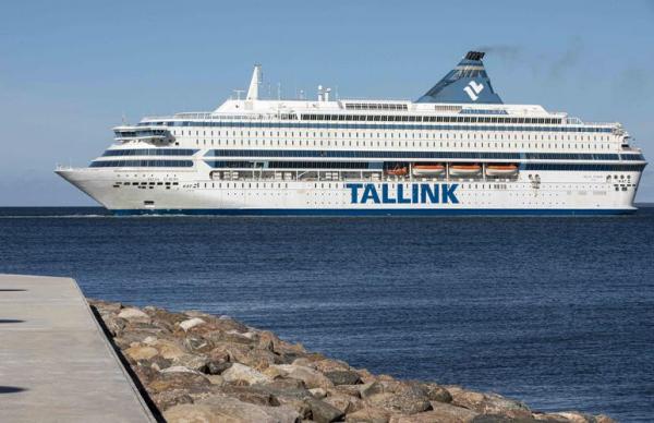Tallink Grupp изменила расписание движения судов