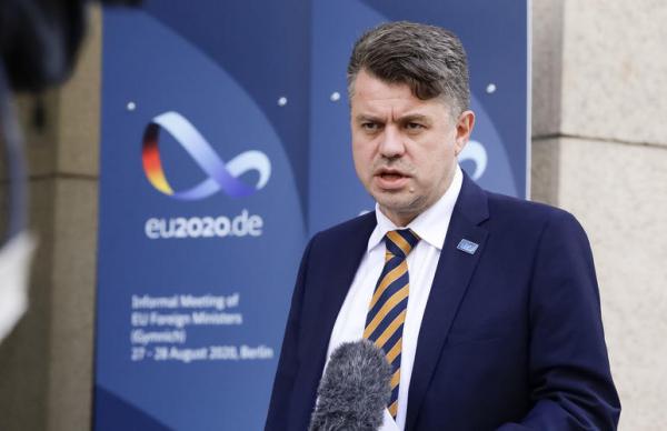 Рейнсалу призвал расширить санкции против белорусских властей