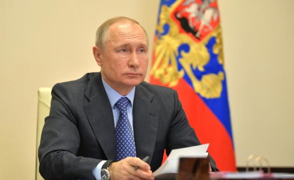 Владимир Путин пожелал участникам ХIV Ассамблеи Русского мира конструктивных дискуссий