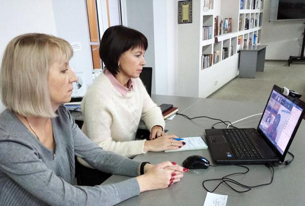 Донецкий Русский центр присоединился к онлайн-лекции о самобытности русской культуры