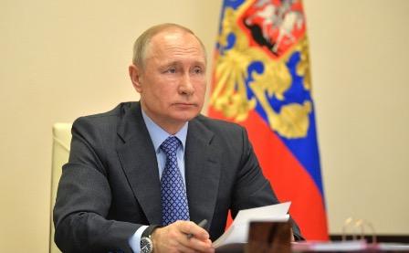 Глава РФ обратился к участникам ХIV Ассамблеи Русского мира и пожелал им конструктивных дискуссий