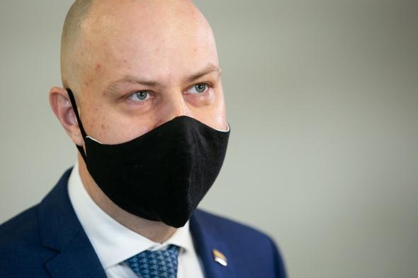 Министр не сомневается, что через три недели карантин в Литве будет продлен