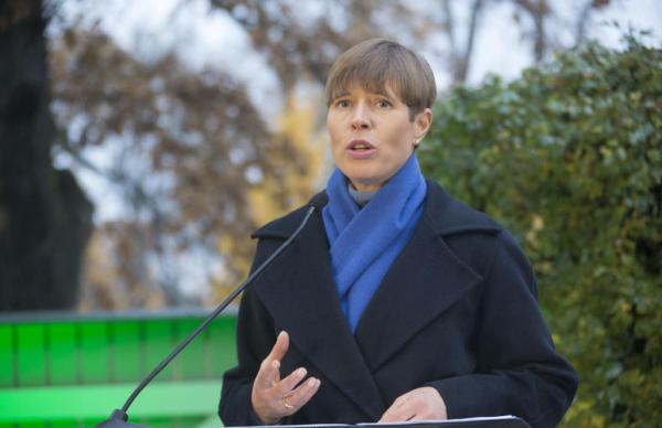 Президент созовет совет по гособороне из-за высказываний Хельме