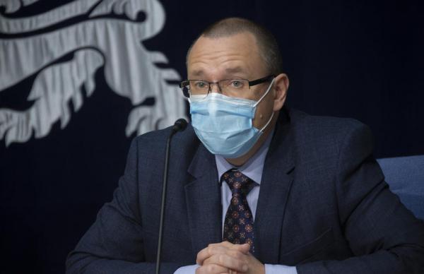Попов: больницы увеличат число коек для больных коронавирусом