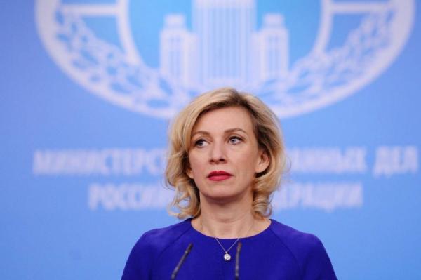 Мария Захарова прокомментировала инцидент с преподавателем украинского вуза, которого затравили за русский язык