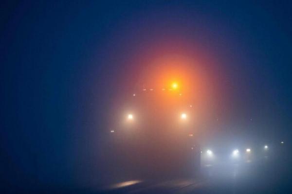 В ночь на субботу во многих районах образуется туман
