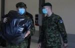 Силы обороны отменяют увольнительные до конца ноября