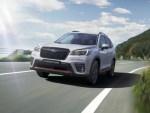 Без турбины: в России состоялась премьера нового Subaru Forester Sport