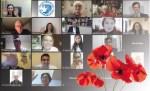 Память жертв войны почтили в Волгограде и Ковентри
