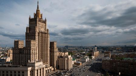 В МИД России призвали Германию и Францию помочь достижению мира в Донбассе
