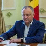 Глава Молдавии: русский язык должен сохранить статус языка международного общения