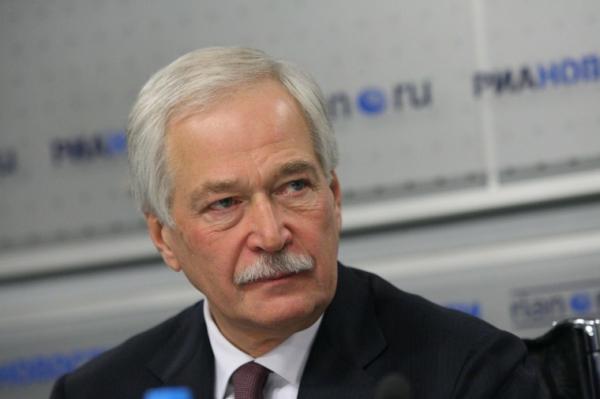 Борис Грызлов заявил о фактическом отказе Киева от Минского процесса