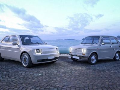 FIAT-500 против FIAT-126: какой электромобиль поставят на конвейер