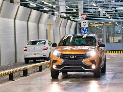 Испытание на прочность: как на самом деле проверяют автомобили LADA на заводе?