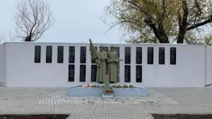 Мемориал советским воинам восстановили в Молдавии