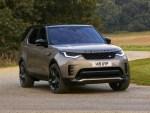 Обновленный Land Rover Discovery перестал быть похожим на предков